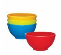 Colourful equipment is available from Kitchen Craft
